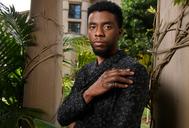 Boseman's Death Marks Importance of Colon Cancer Screening at 45